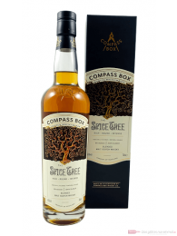 Compass Box The Spice Tree Blended Malt Scotch Whisky 0,7l
