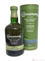 Connemara Peated Single Malt Irish Whiskey 0,7l