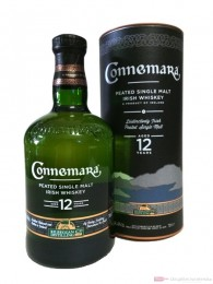 Connemara 12 Jahre Irish Single Malt Whiskey 0,7l