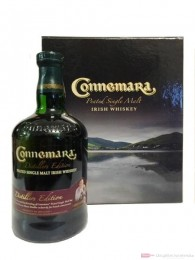 Connemara Distillers Edition 2 Gläsern Irish Single Malt Whiskey 0,7l