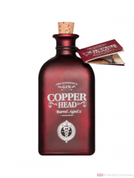 Copperhead Barrel Aged II Madeira Cask Finish Gin 0,5l