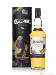 Cragganmore 20 Years Special Release 2020 Whisky 0,7l