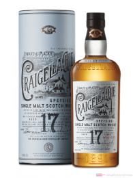 Craigellachie 17 Years Single Malt Scotch Whisky 0,7l