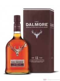 The Dalmore 12 Years Highland Single Malt Scotch Whisky 0,7l