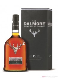 The Dalmore 15 Years Single Highland Malt Scotch Whisky 0,7l