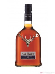 The Dalmore 18 Years Single Malt Scotch Whisky 0,7l