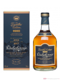Dalwhinnie Distillers Edition 2002/2017 Single Malt Scotch Whisky 0,7l