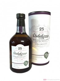 Dalwhinnie 25 Years 2012/1987 Scotch Single Malt Whisky 0,7l