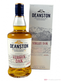 Deanston Virgin Oak Single Malt Scotch Whisky 0,7l
