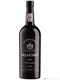 Delaforce Vintage 2007 Port Portwein 0,75l