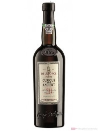 Delaforce Curious & Ancient 20 Years Port Portwein 0,75l
