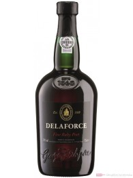 Delaforce Fine Ruby Port Portwein 0,75l