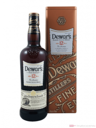 Dewar´s 12 Jahre Blended Scotch Whisky 0,7l