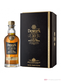 Dewar´s 30 Years Blended Scotch Whisky 0,7l