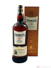 Dewar´s 12 Jahre Blended Scotch Whisky 1,0l
