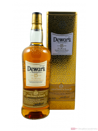 Dewar´s 15 Years Blended Scotch Whisky 1,0l