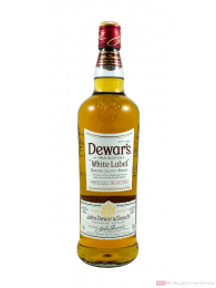 Dewar`s White Label Blended Scotch Whisky 1,0l