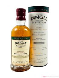 Dingle Pot Still 4th Edition Single Malt Irish Whiskey 0,7l