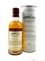 Dingle Single Malt Irish Whiskey Batch No.5 0,7l