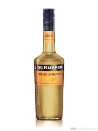De Kuyper Creme de Bananas gelb Likör 0,7l