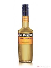 De Kuyper Creme de Bananas