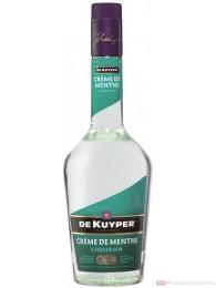 De Kuyper Creme de Menthe weiss Likör 0,7l