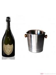 Dom Perignon Vintage 2010 Champagner im Champagner Kühler 0,75l