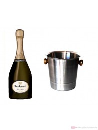 Dom Ruinart Champagner 2006 im Kühler 0,75 l.