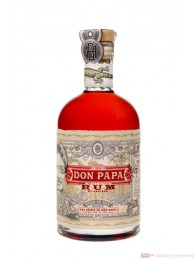 Don Papa Small Batch Rum 0,7l