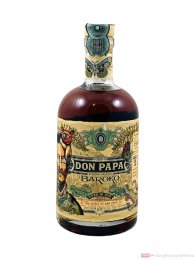 Don Papa Baroko Rum 0,7l