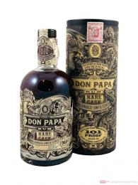 Don Papa Rare Cask Rum 0,7l