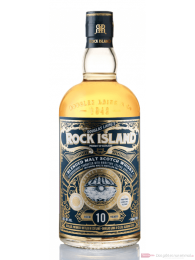 Douglas Laing Rock Island 10 Years Blended Malt Scotch Whisky 0,7l