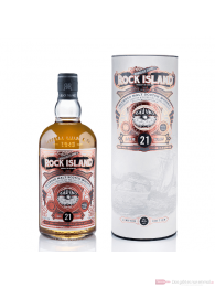 Douglas Laing Rock Island 21 Years Blended Malt Scotch Whisky 0,7l
