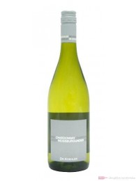 Dr. Köhler Weißburgunder / Chardonnay Qba tr. Weißwein 2013 0,75l