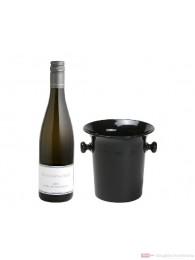 Dreissigacker Grauburgunder Weißwein Qba tr. 2013 0,75l Wein Kübel