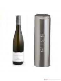 Dreissigacker Grauburgunder Weißwein Qba trocken 2010 13% 0,75l Flasche in Metalldose Wine