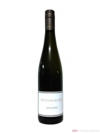 Dreissigacker Riesling Weißwein Qba trocken 2012 0,75l