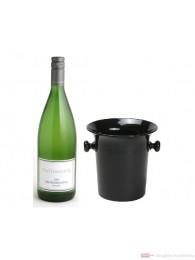 Dreissigacker Weissburgunder Weißwein Qba tr. 2011 1,0l Wein Kübel