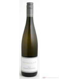 Dreissigacker Weissburgunder Weißwein Qba trocken 2010 12,5% 0,75l Flasche