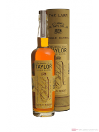 Colonel EH Taylor Jr. Single Barrel Whiskey 0,7l