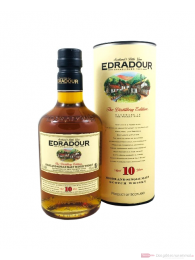 Edradour 10 Years Single Malt Scotch Whisky 0,7l
