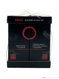 Enso Japanese Whisky mit Glas 0,7l