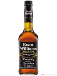 Evan Williams Black Kentucky Straight Bourbon Whiskey 1,0l