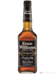 Evan Williams Black Kentucky Straight Bourbon Whiskey 0,7l