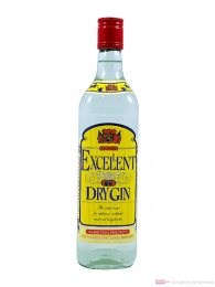 Excellent Dry Gin 1,0l