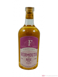 Ferdinand´s Vermouth Rosé 0,5l