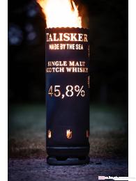 Talisker Whisky Feuertonne groß circa 100 cm