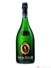 Fürst von Metternich Riesling Sekt Trocken 12,5% 1,5l Magnum Flasche
