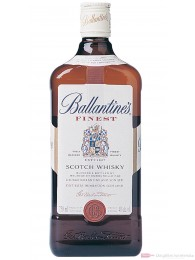 Ballantine's Finest Blended Scotch Whisky 40% 0,7l Whiskey Flasche