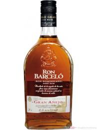 Barcelo Rum Gran Anejo 8 Jahre Ron 38% 0,7l Flasche